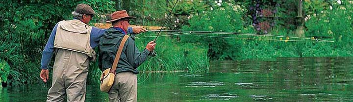 Fly fishing in the UK with Club Fish World